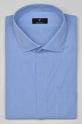 The Julian, Blue Shirt