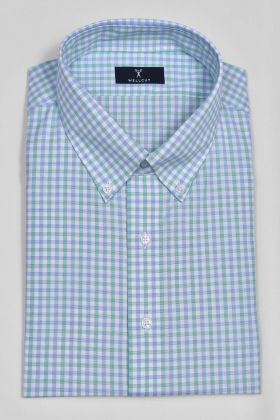 The Nelson. Check Shirt