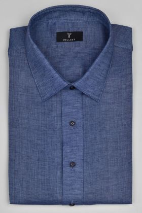 The Victor, Navy Shirt