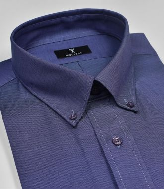 The Grayson, Navy Shirt