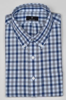 The Dane, Blue Shirt