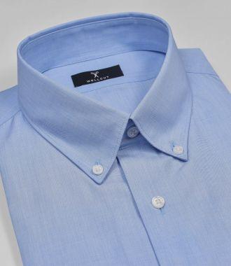 The Owen, Blue Shirt